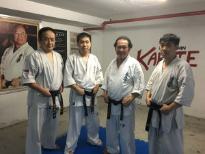 Suzuki Karate School